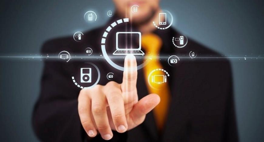 Перенести бизнес в Интернет